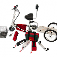 2. Travelscoot Spares & Accessories